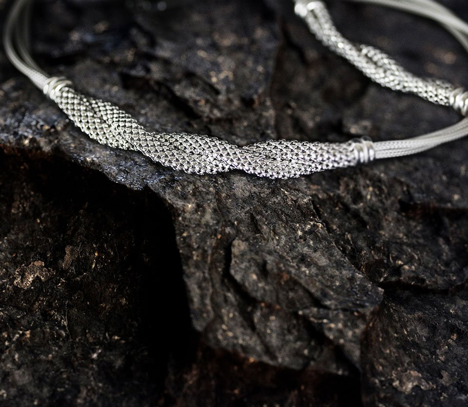 Gioielli in argento Vezzosi